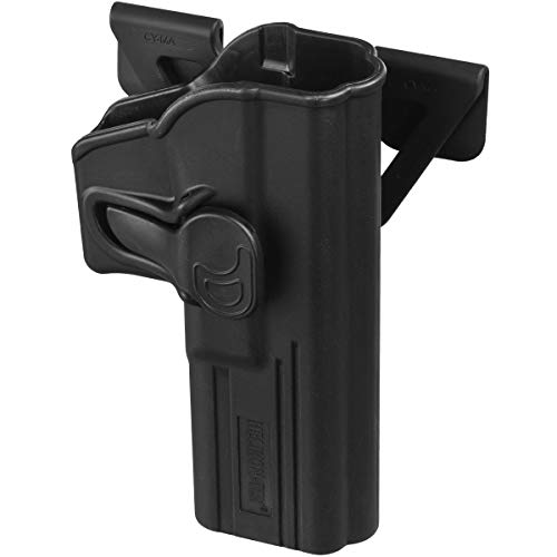 Helikon-Tex Release Button MOLLE Holster Black