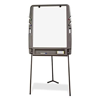 iceberg ice30227 portable flipchart easel with. Black Bedroom Furniture Sets. Home Design Ideas