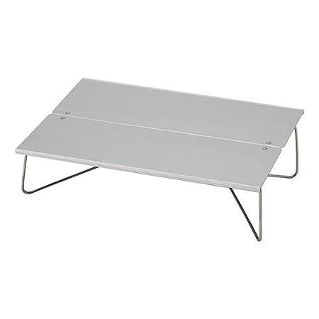 Mesa plegable para camping Mesa de aluminio para playa compacta ...