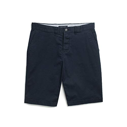 Tommy Hilfiger Mens Adaptive Short with Velcro Brand Closure and Magnetic Fly