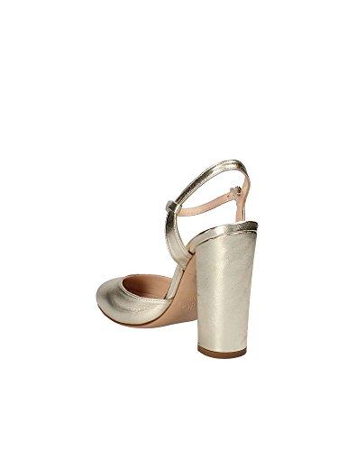 Liu Jo S17047P0045 High Heeled Sandals Women Platino 4tEa5