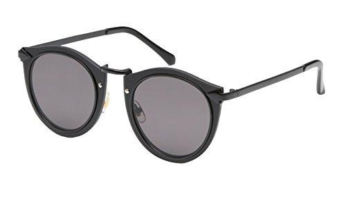 GAMT Polarized Round Sunglasses for Men Vintage Cat Eye Designer - For Sunglasses Face Shape Best Round