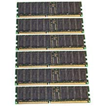 (Not for PC!) 12GB 6x 2GB Memory Intel SE7501WV2 DDR-266 PC-2100 ECC (MAJOR BRANDS) ()