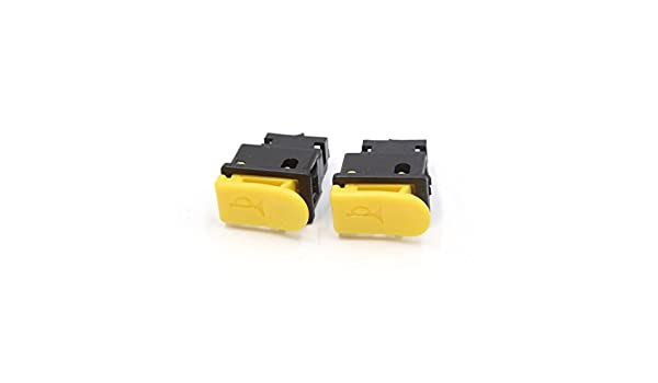 Uxcell a17030700ux0195 Motorcycle Switch 2 Pack