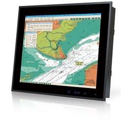 IEI 24インチ船舶向けファンレスタッチパネルPC IEC60945/DNV2.4/IACS-E10対応 Core i5搭載 S24A-QM87i-i5/PC/4G