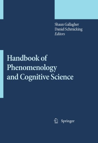 Download Handbook of Phenomenology and Cognitive Science Pdf