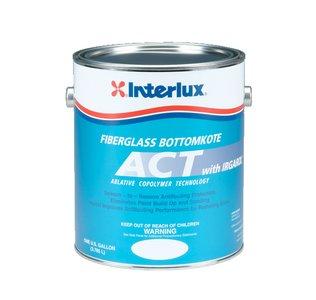 Interlux Y6690U/1 ACT Antifouling Paint - Blue, Gallon