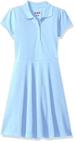 Childrens Place Uniform Polo Dress product image