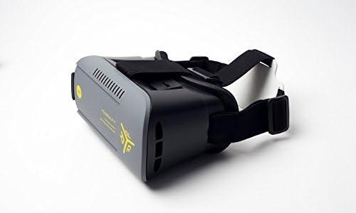 Ijoy Youreality Virtual Reality Smartphone Helmet Headset Amazon Com