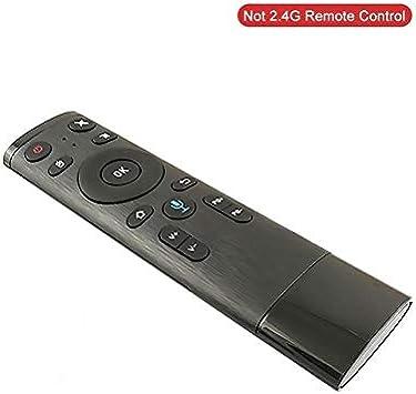 Q5 - Mando a Distancia Bluetooth para Smart TV, Android Box, IPTV, inalámbrico, 2,4 G, con Receptor USB Voz Bluetooth.: Amazon.es: Electrónica