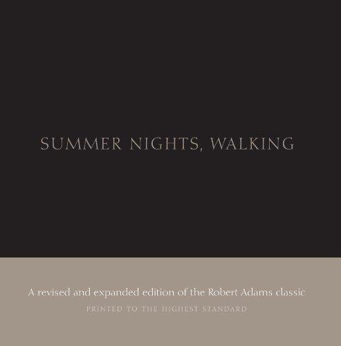 Download Robert Adams: Summer Nights, Walking pdf
