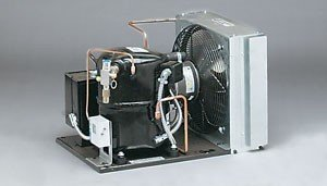 Copeland 3/4 HP, 208-230V, 1 PH, R-22, Air-Cooled, Condensing Unit