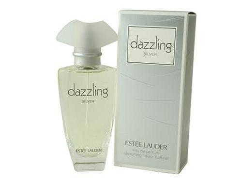 Estee Lauder Candles - Dazzling Silver By Estee Lauder For Women. Eau De Parfum Spray 1.7 Ounces