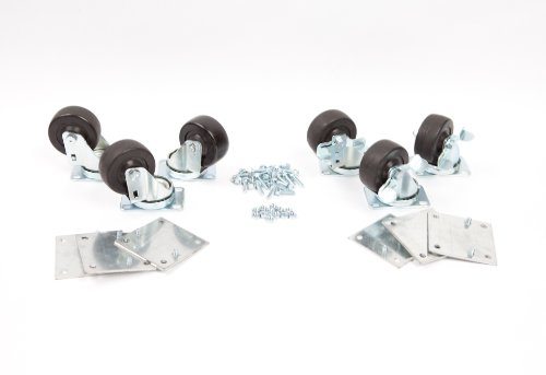 Silver King 10314-80 Caster Kit