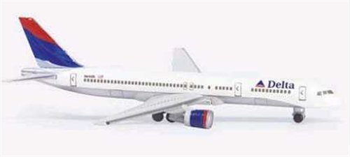 2000 Livery - Herpa Delta B757-200 1/500 '2000-'2006 Livery