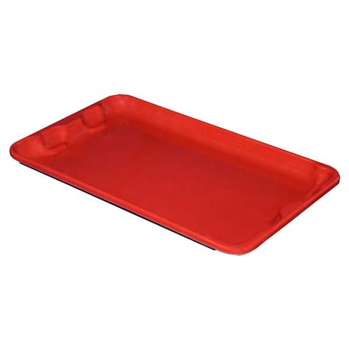 Red Glass-Reinforced Cover for 24-1/4''L x 14-3/4''W Container (Containers Sold Seperately) (2 Covers)