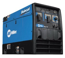 Engine Driven Welder, Bobcat 250