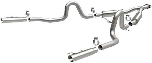 Street Series Stainless Performance Cat-Back Exhaust system