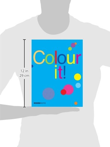 Colour It! (A First Art Book)