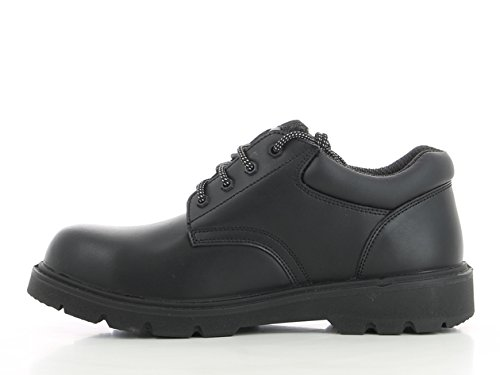SAFETY JOGGER X1110 Men Safety Toe Lightweight EH PR Water Resistant Shoe, M 10, Black by SAFETY JOGGER (Image #4)