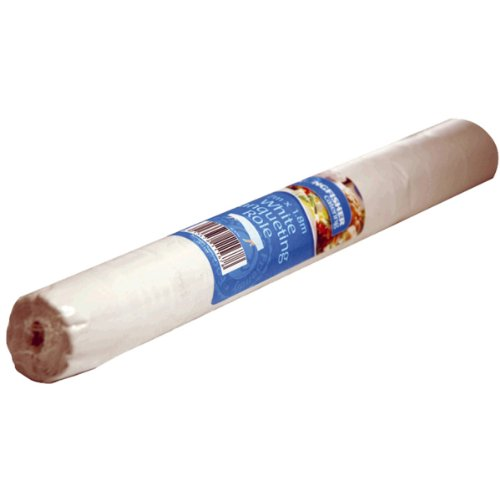 Kingfisher KCB7W Disposable Banquet Roll 7M White King Fisher