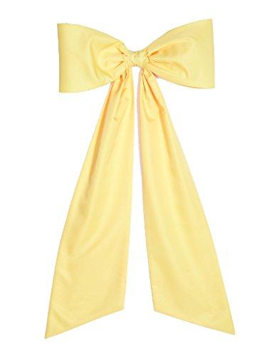 ICEMPs Cosplay Costume Accessory Sailor Venus Aino Minako Yellow Waist Bowknot