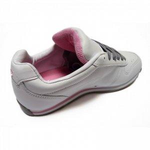 Gallaz GALLAZ Origin White Bubble Gum - Zapatillas de piel de cerdo para mujer White Bubble Gum, color, talla 40