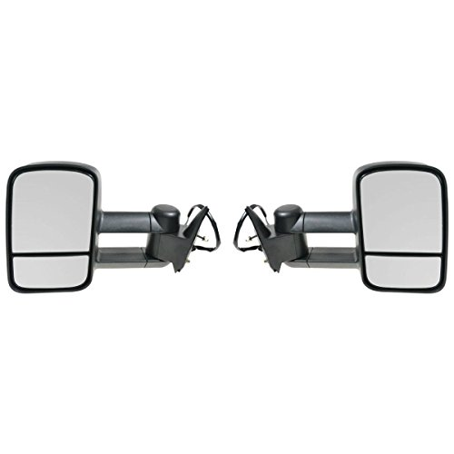 k1500 tow mirrors power - 2
