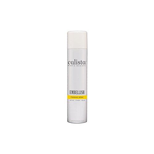 Calista Tools Embellish Volume Finishing Spray, 10 oz.