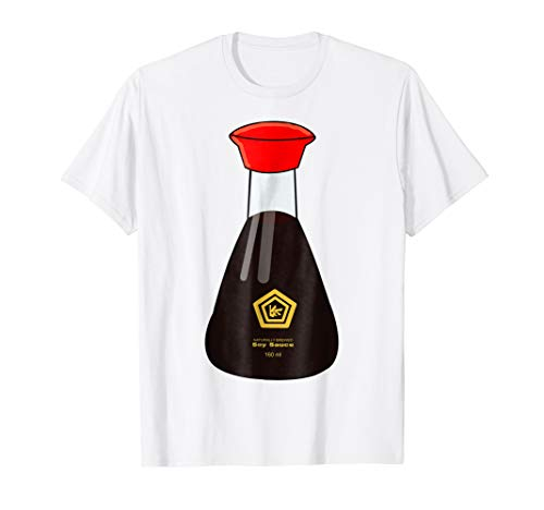 Soy Sauce Costume Shirt - Cute Cheap Halloween Costume -