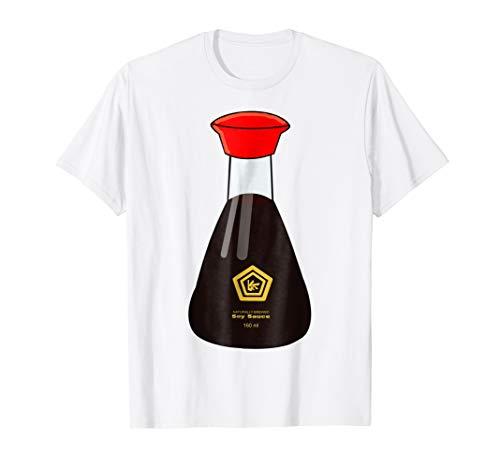 Soy Sauce Costumes Women - Soy Sauce Costume Shirt - Cute