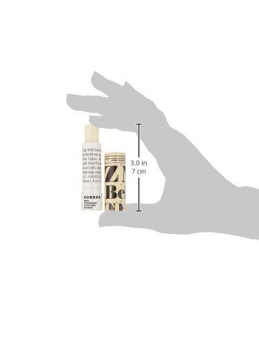Korres Mandarin Lip Butter Stick SPF 15 Colourless