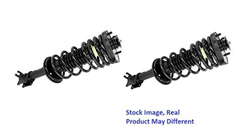 2005 For Dodge Stratus SXT Front Complete Struts Assembly x 2 (Note: FWD, GAS, Coupe, FITS COUPE MODELS ONLY - READY TO INSTALL) ()
