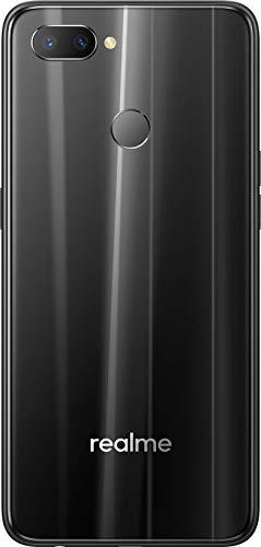 Realme U1 (Ambitious Black, 4GB RAM, 64GB Storage)