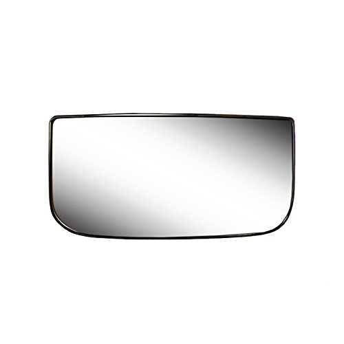 (Fit System (88250) Cadillac/Chevrolet Driver Side Replacement Mirror Glass Assembly)