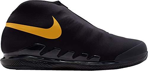 - Nike Air Zoom Vapor X Glv Mens Sneakers AQ0568-001, Black/University Gold, Size US 11.5