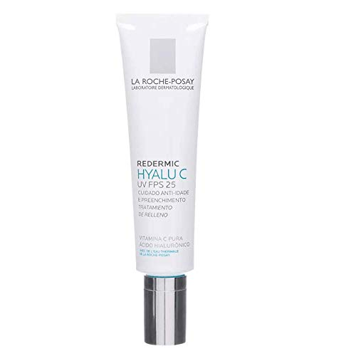 Redermic Hyalu C UV, 15 ml, La Roche-Posay, Branco