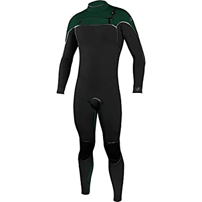 O'Neill Wetsuits Mens 4/3 mm Psycho 1 FUZE Zip Full Suit