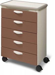 Mobile Treatment Cart - Ritter 2067 Mobile Treatment Carts By Midmark