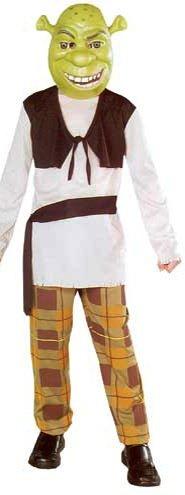 [Deluxe Shrek Costume - Medium] (Shrek Costume For Toddler)