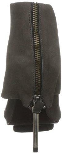 United Nude Pin Chap, Damen Stiefel Grau (Anthracite)