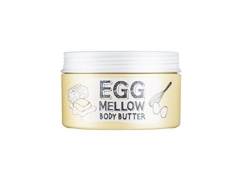 Price comparison product image Too Cool For School Egg Mellow Body Butter 200g(7.05oz) Moisture body cream