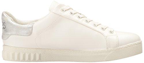 Edelman by Circus Silver White Womens Sam Bright Sneaker Cyrus ZFwEqfd