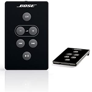 Bose SoundDock Original Digital Music System Remote Control (Black)