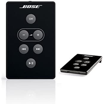 bose remote control. bose sounddock original digital music system remote control (black) t