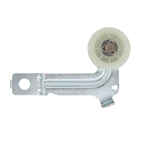 - ApplianPar W10547292 Dryer Idler Pulley Wheel & Bracket Replacement for Whirlpool Maytag Kenmore 8547160 W10547292 WPW10547292