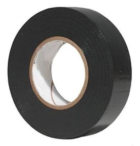(SHOP OF ACCESSORIES Insulation Tape Pvc Electrical 19Mm X 20M Black (1))
