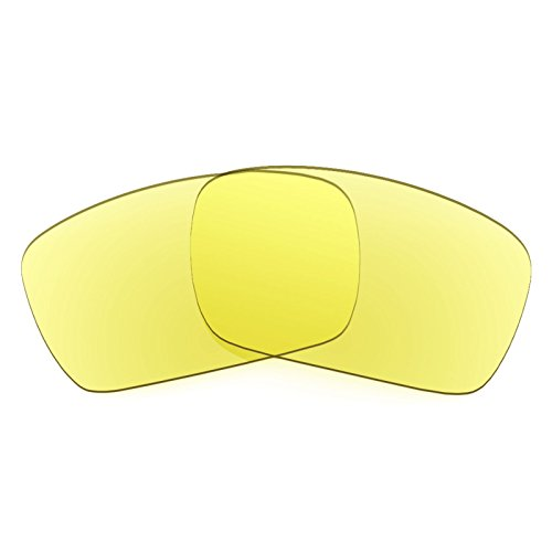 Revant Replacement Lenses for Oakley Fuel Cell Tracer Yellow