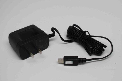 Motorola SPN5404A/SPN5408A Mini-USB Travel Charger - Non-Retail Packaging - - Mini Adapter Motorola Usb