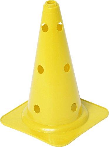 Cawila Multifunktionskegel, Gelb, Höhe: 40 cm, 00500037